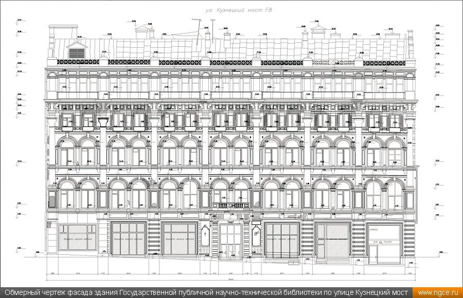 Фасады зданий в авто мото стиле и чертежи